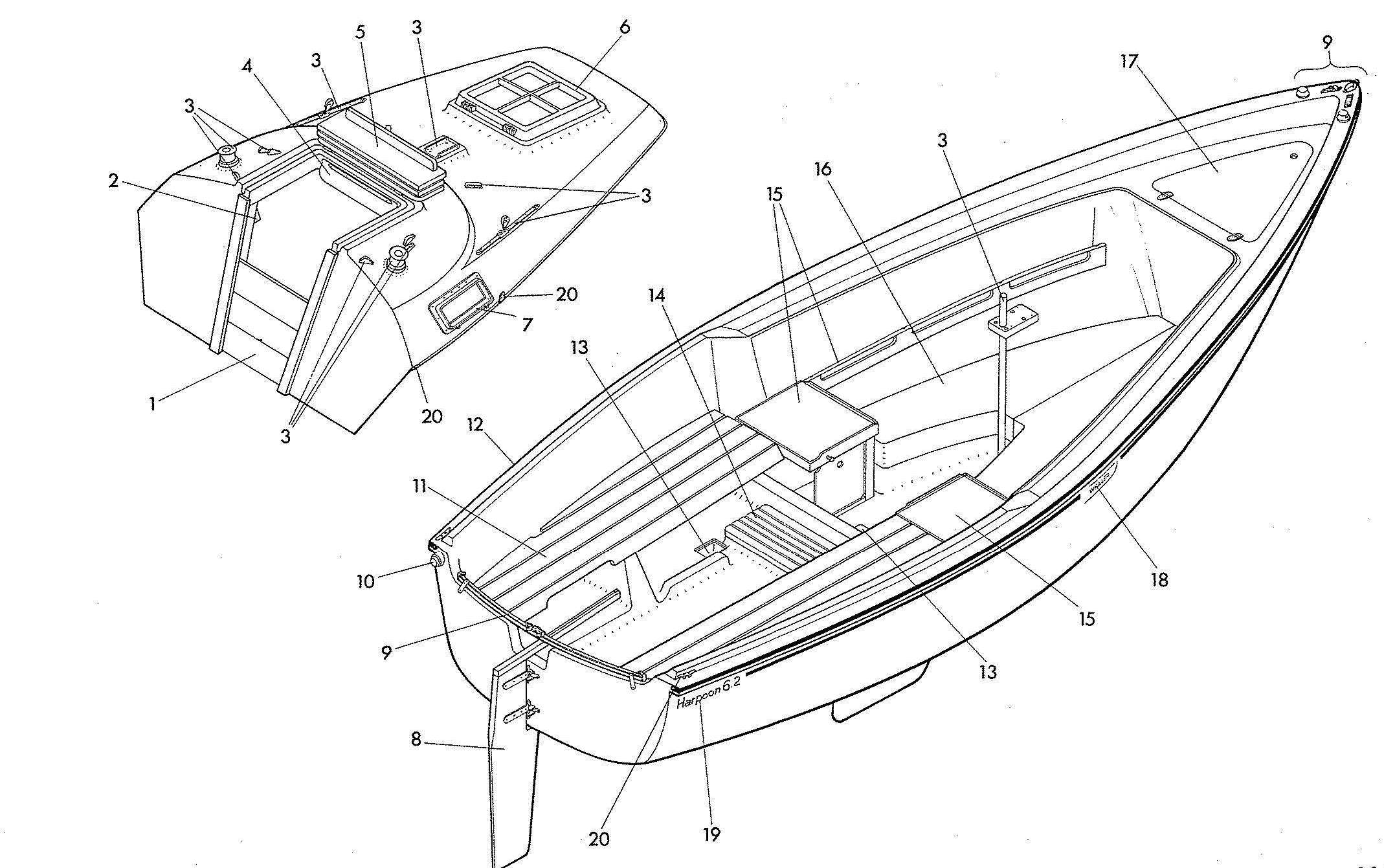 todo boston whaler wiring diagram
